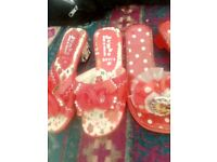 Girls boots sandals and shooes sizes 28 to 30