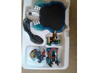 Skylanders super chargers starter pack with figures and portal