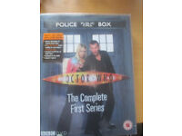 Doctor Who: The Complete First Series DVD