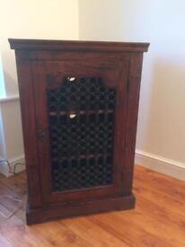 Solid wood storage unit / media cabinet / unit