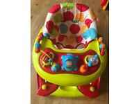 Red kite baby walker for sale