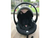 Stokke Trailz Carry cot, pushchair seat & Stokke BeSafe car seat