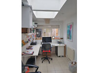 TWO OFFICE/Studio - TO LET - HUNCOTE - Offices SW of Leicester