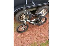 G Force BMX style kids bike