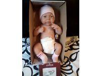 Ashton Drake collectors doll 'Lauren'