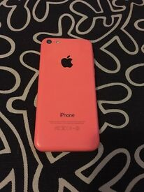 IPhone 5C *UNLOCKED* (with box)
