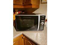 Combi Microwave Oven with Air-Fryer