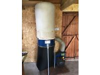 Charnwood w691 dust collector