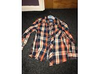 Boys shirt f&f age 2-3 years worn once