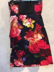 Ted Baker dress, size 2 (10-12).