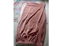2 Pairs of Velvet Curtains