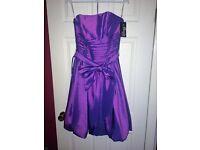 Short Ball Gown