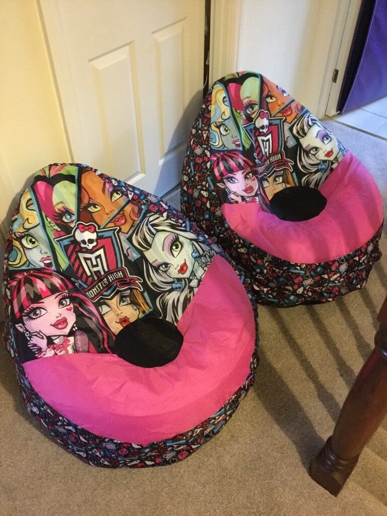 Monster High Blow Up Chairs In Vale Of Glamorgan Gumtree