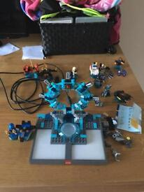 PS3 LEGO DIMENSIONS starter kit plus extra characters