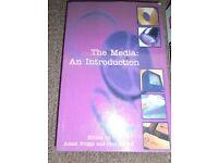 Media Studies Text books - Good Condition