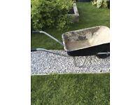 Wheelbarrow thistle multifinish hardwall