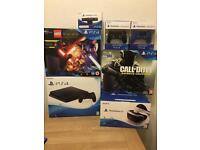 Brand new sealed latest PS4 slim Full warranty and receipt
