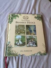 Brambly Hedge book