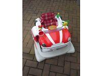 Baby stroller (car shape)