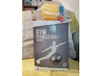 Fitness / Medicine Ball. Great in pregnancy.