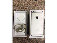 IPhone 6 128gb factory unlocked grey condition