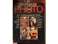 1977 Rare PENTHOUSE PHOTO WORLD .