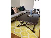 Designer Statement Large Coffee Table (Williams Sonoma, RRP. £925)