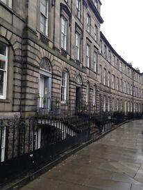 1 bedroom flat, part of a stunning B Listed Georgian building. New Town, Edinburgh
