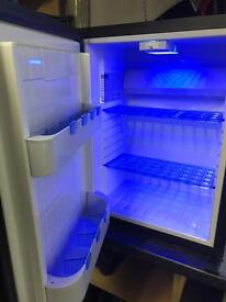 240v campervan/camping/awning/man cave lockable fridge