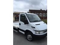 2006 Iveco daily 35C14 recovery
