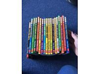 18 Horrible Histories Books