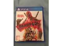 Dead pool PS4 Game