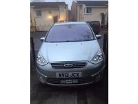 Ford Galaxy 1.9 Diesel Titanium Powershift Auto Rossendale Taxi plated 7 seats