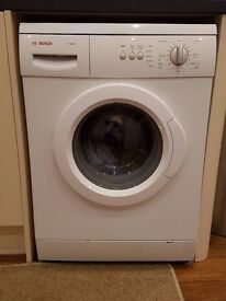 Bosch Maxx6 2012 model in excellent condition
