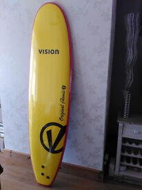 Vision Original Foamie 7.0 Surfboard (New)