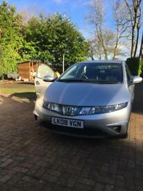 Honda Civic 1.8 se I shift auto 2008