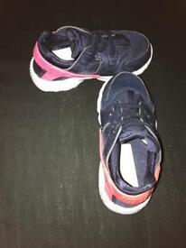 Child's Nike trainer