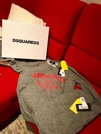 Brand New Dsquared Tracksuit and Pants RRP £500