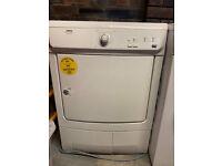 Zanussi ZDC46130W 6kg Condenser Tumble Dryer *Used*
