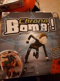 Chrome blast game