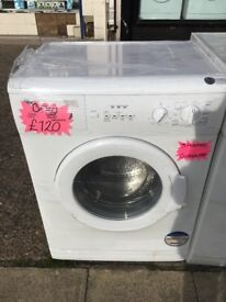 BEKO 6KG BASIC USE WASHING MACHINE