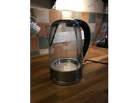 Breville electric kettle JK147, 1.7 L see-through kettle
