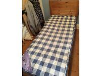"""2ft 6"""" children's single bed"""