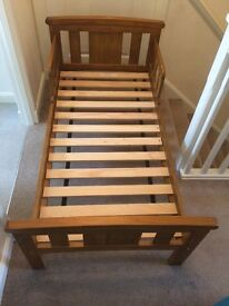 Toddler bed for sale **£30**VERY GOOD CONDITION**
