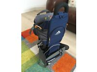Vaude Sport Baby Carrier/Backpack D-88069 - mint condition