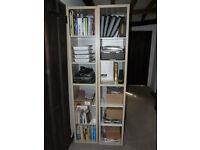 IKEA Storage unit, birch effect H198 W38 D40cm - 2 available
