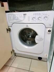Intergrated washer/dryer