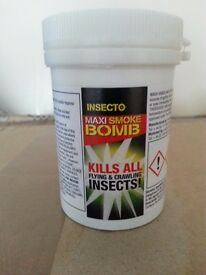 Bed Bug Killer, Smoke Bomb, Insecticide Fumigator, 31g