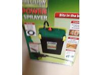Power Sprayer Sold