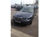 Rover 75 m.o.t. May 2017 stunning condition bargain